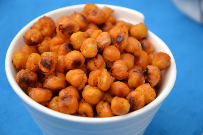chickpeas-roasted-spicy