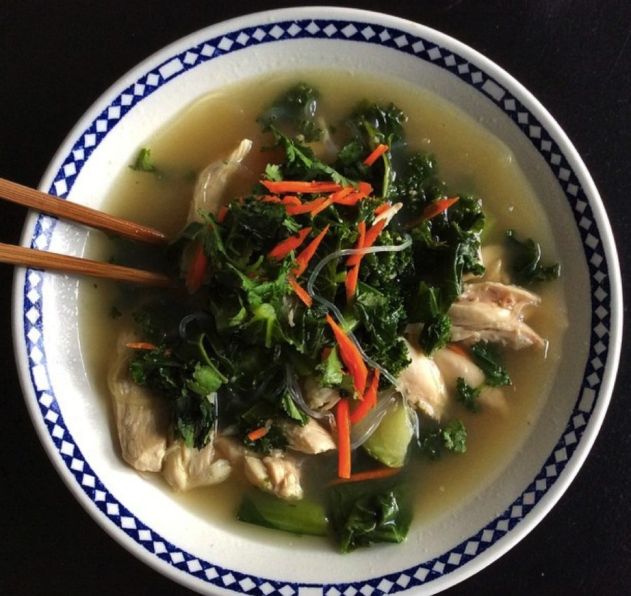Pho Recipe by Rebecca Wilson