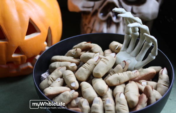 MWL Witches Fingers Recipe