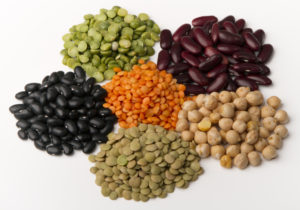 Legumes and beans
