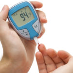 Blood sugar testing diabetes
